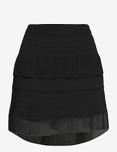 DINALA - kurze röcke - black