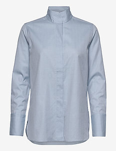 LEIJAI - pitkähihaiset paidat - pastelblue