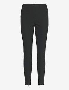 ADANIS - slim fit-byxor - black