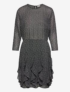 REZA - korta klänningar - black