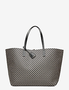 ABI TOTE - shoppere - black