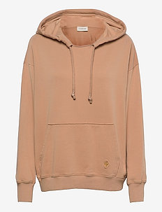 SIBEL - sweatshirts & hættetrøjer - chanterelle