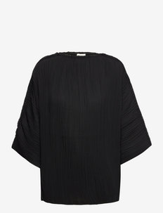 TRALLUMAN - pitkähihaiset puserot - black