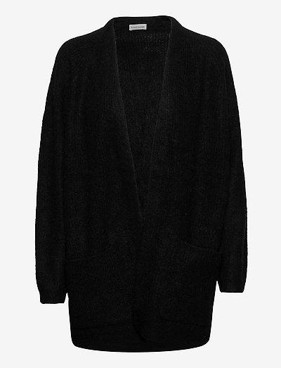 BELINTA - cardigans - black