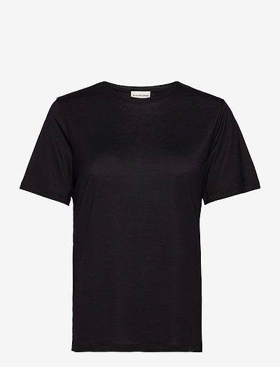 AMATTA - t-shirts - black