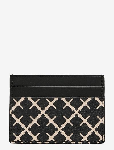 ELIA CARD - kortholdere - black