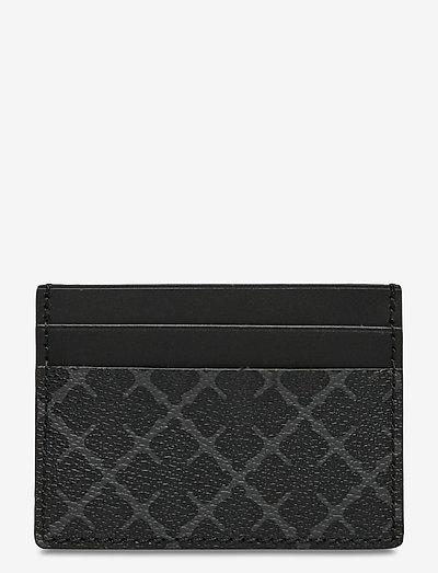 ELIA CARD - kortholdere - charcoal