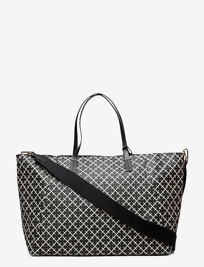 NIVO - shoppere & tote bags - black
