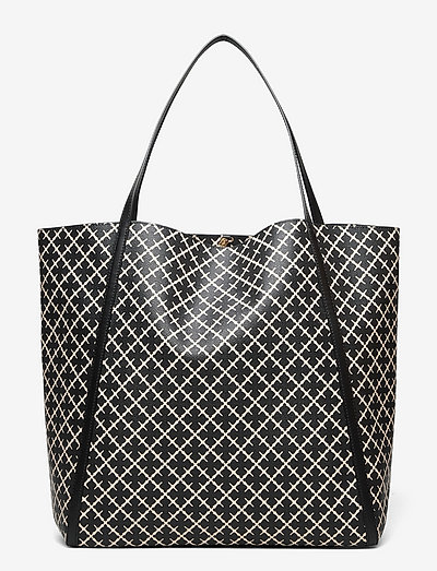HOLIE - shoppingväskor - black