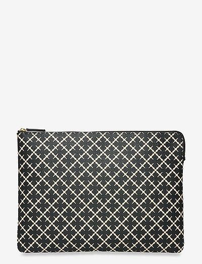 IVY LAPTOP - väskor - black