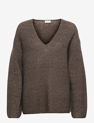 DIPOMA - trøjer - dark mink
