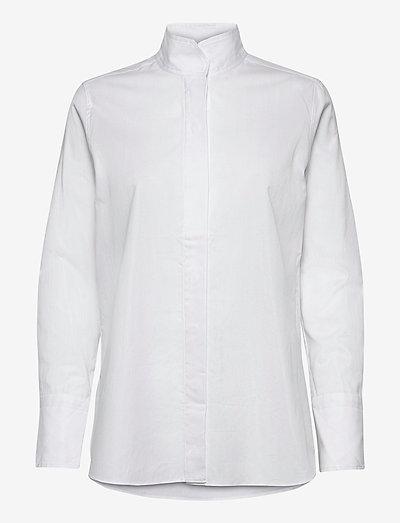 LEIJAI - denimskjorter - pure white