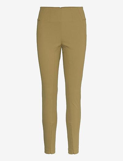 ADANIS - slim fit bukser - golden beige