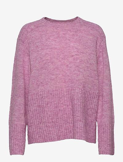 AUCUBA - trøjer - rose pink