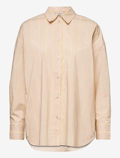 ELASIS - langermede skjorter - wood