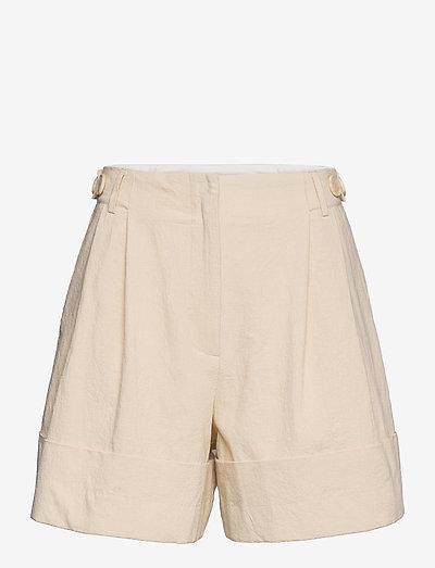 DAMAPANA - casual shorts - wood
