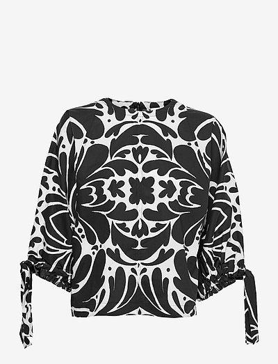 LOVARINE - langermede bluser - artwork