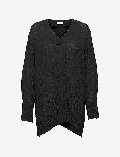 OKENIA - langärmlige blusen - black