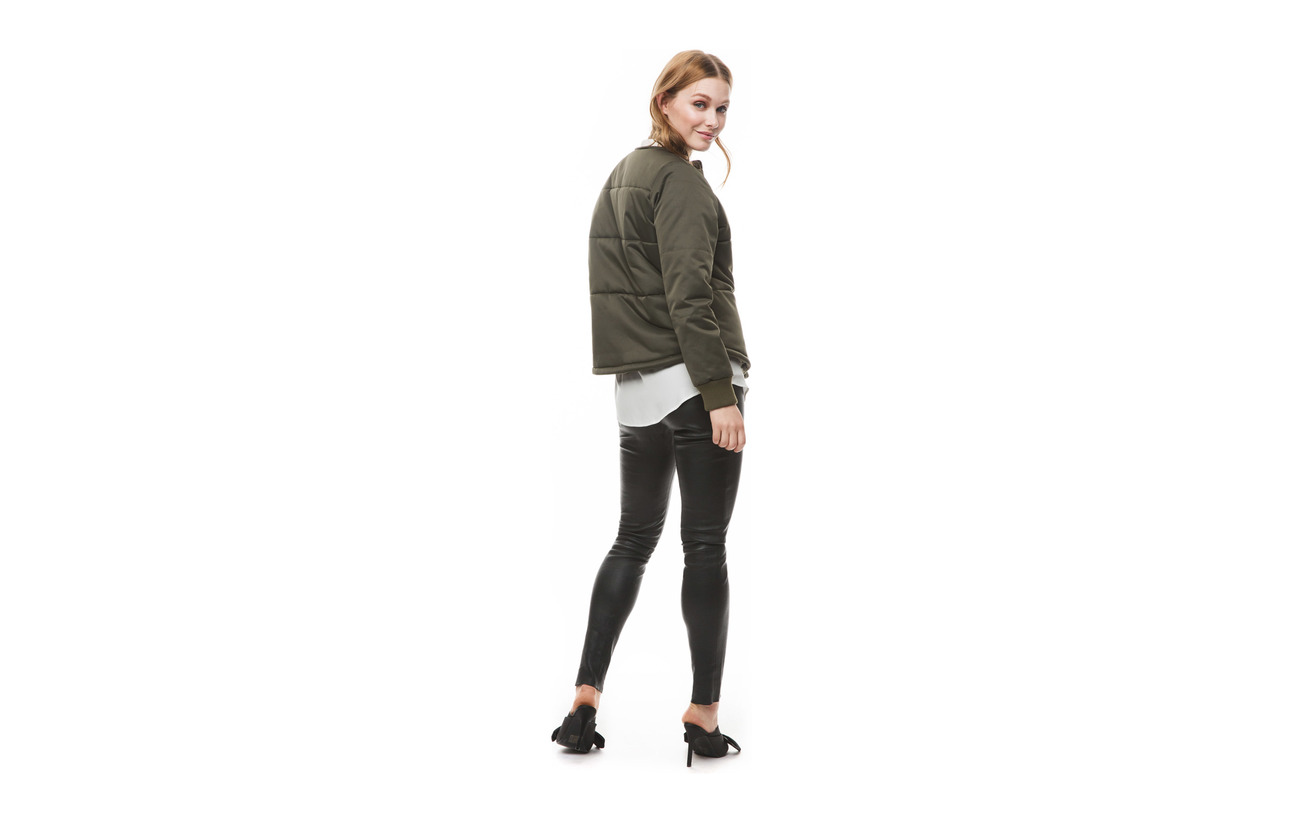 65 Jacket 100 Doublure Malina 35 Équipement Polyester Khaki Intérieure Dodie Polyester Doublure Coton By YvpqEwp