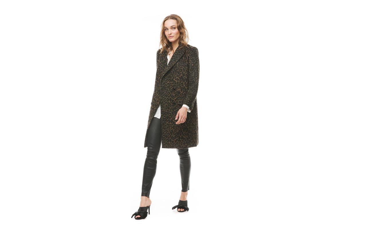 Malina Fiber By Synthetic Intérieure Équipement Polyester Doublure Laine Leo 80 20 Ellen Elastane 5 95 Coat BqdqgOw