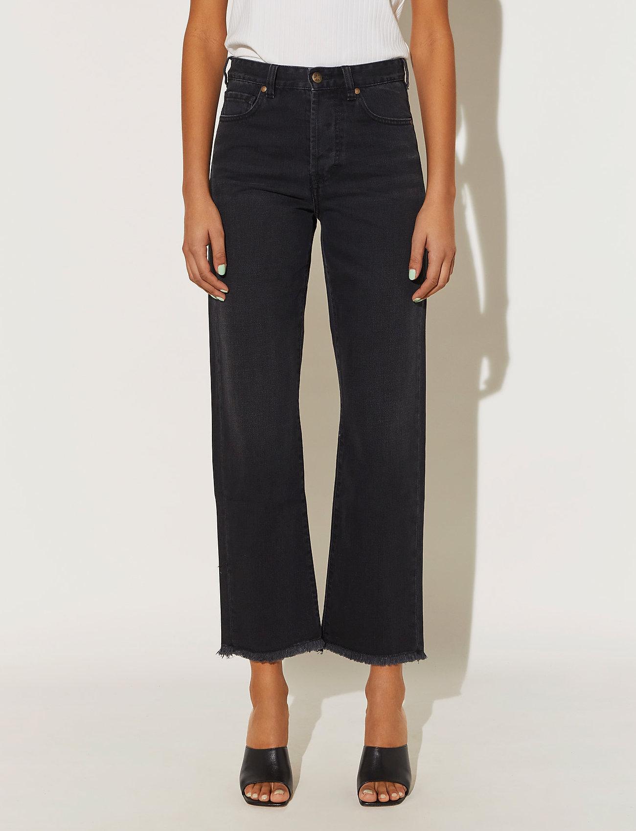 By Malina - Alexa jeans - straight regular - black - 3