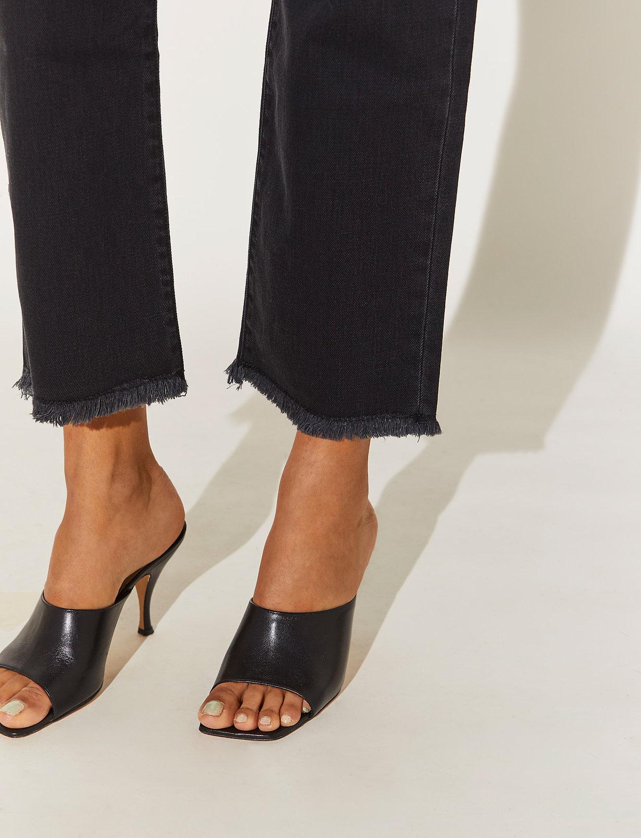 By Malina - Alexa jeans - straight regular - black - 5