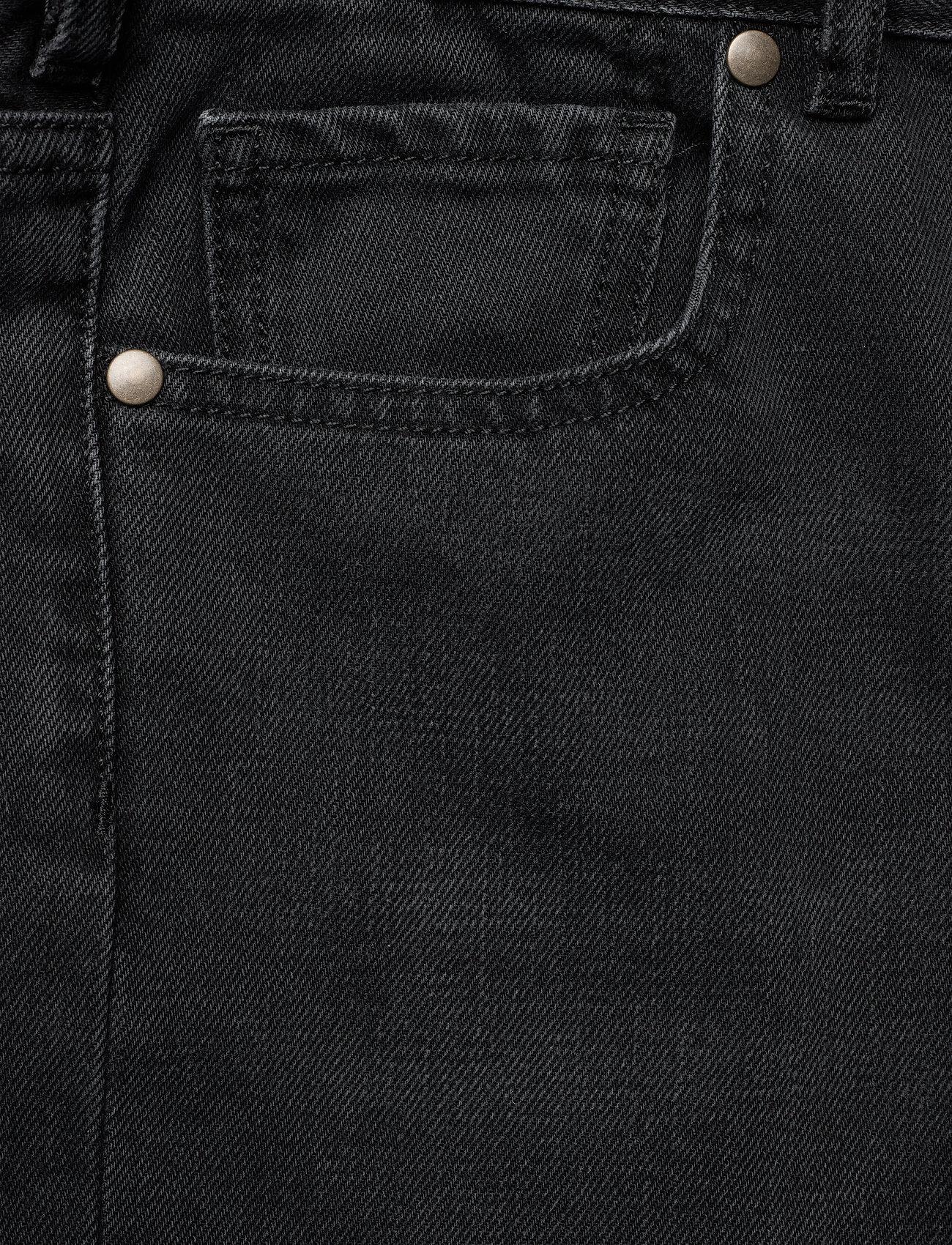 By Malina - Alexa jeans - straight regular - black - 6