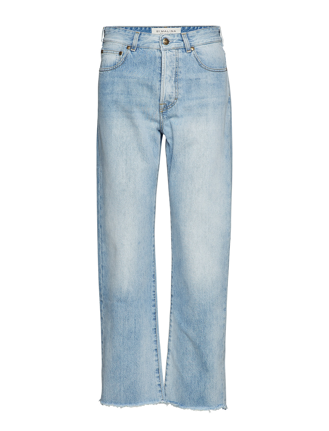 By Malina Alexa jeans - LIGHT BLUE WASH
