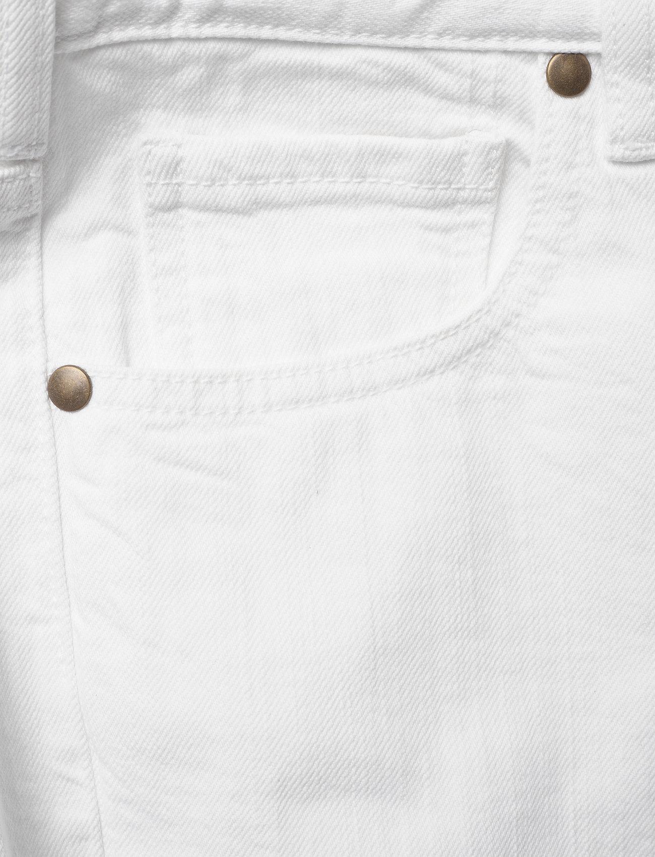 By Malina - Alexa jeans - straight jeans - white - 2