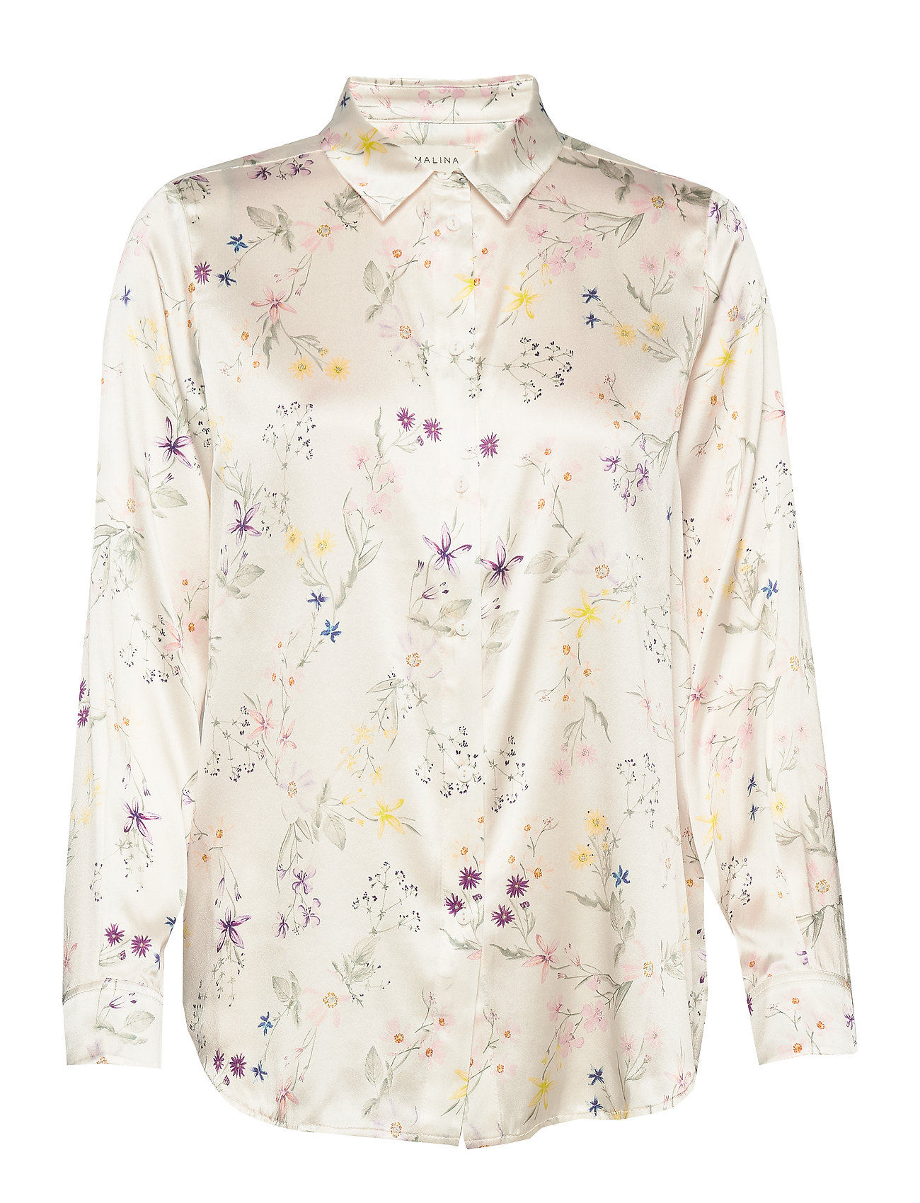 By Malina Alicia blouse - MIDSUMMER WHITE