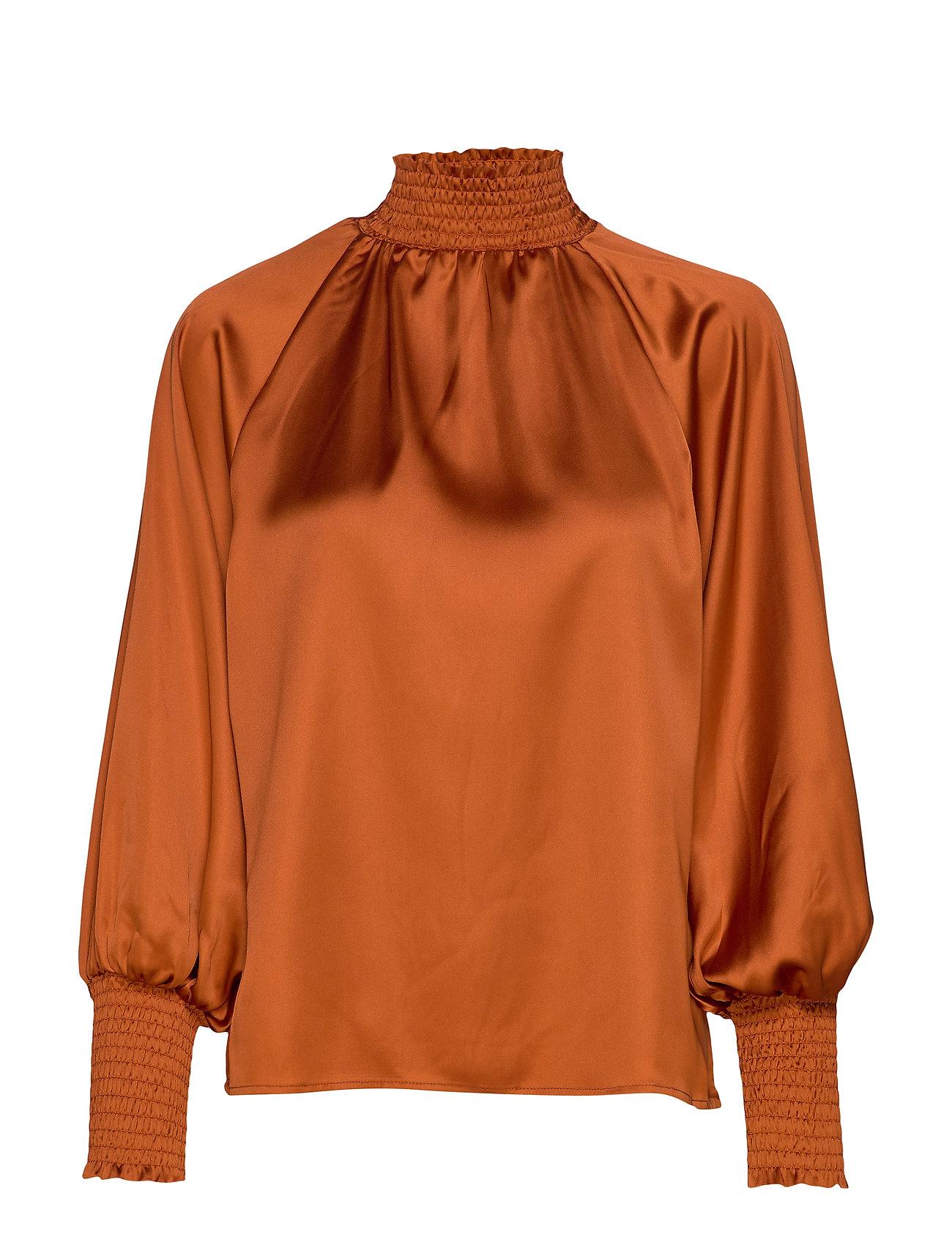 By Malina Liana blouse - SPICED HONEY