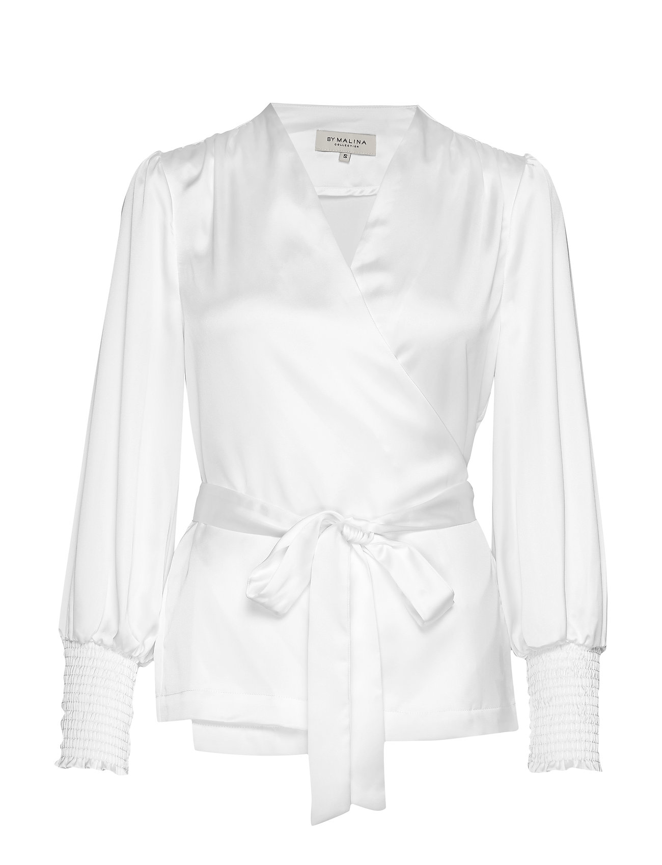By Malina Milana blouse - WHITE