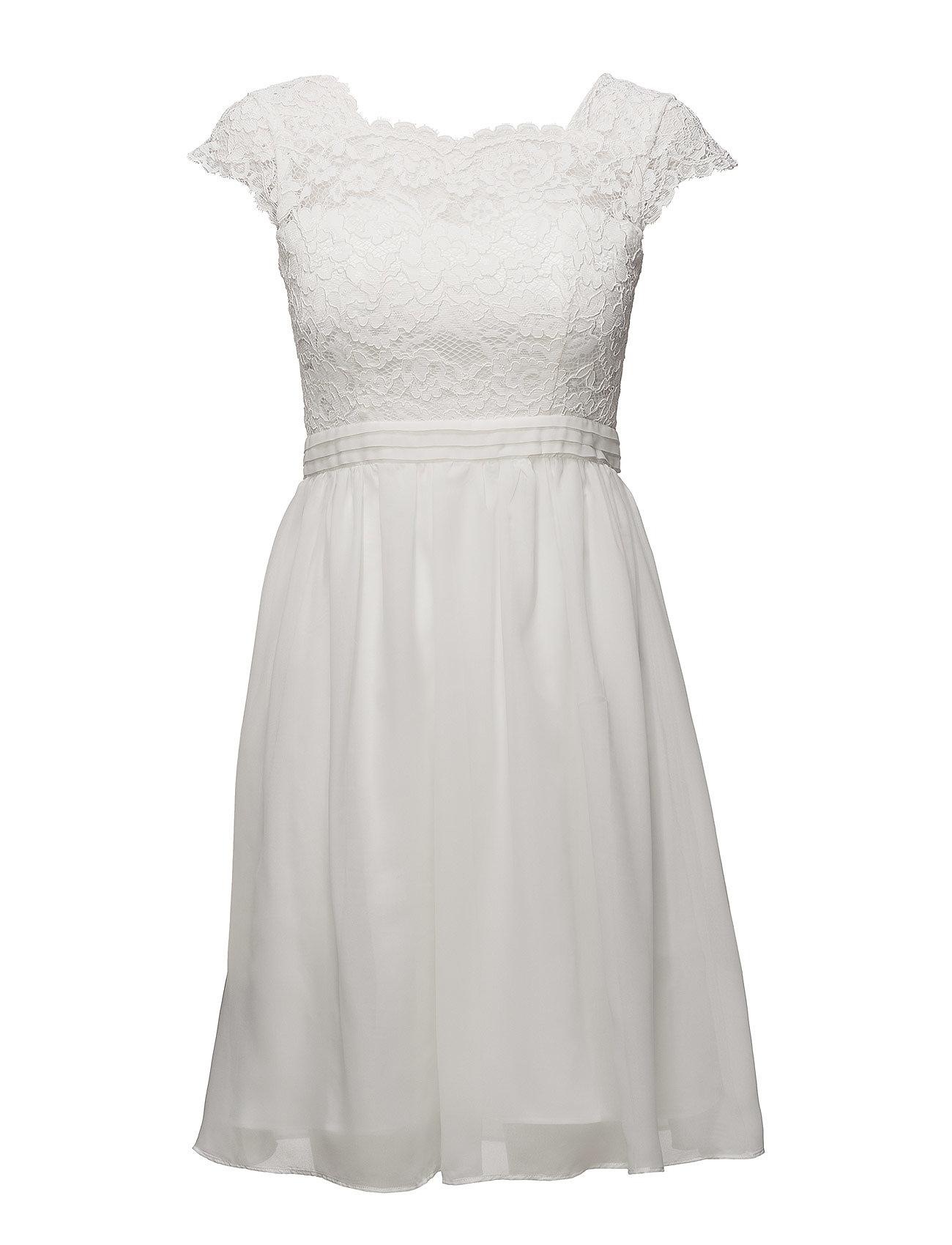 32c1c57f4 Ivy Dress (Cloudy White) (£132.30) - By Malina - | Boozt.com