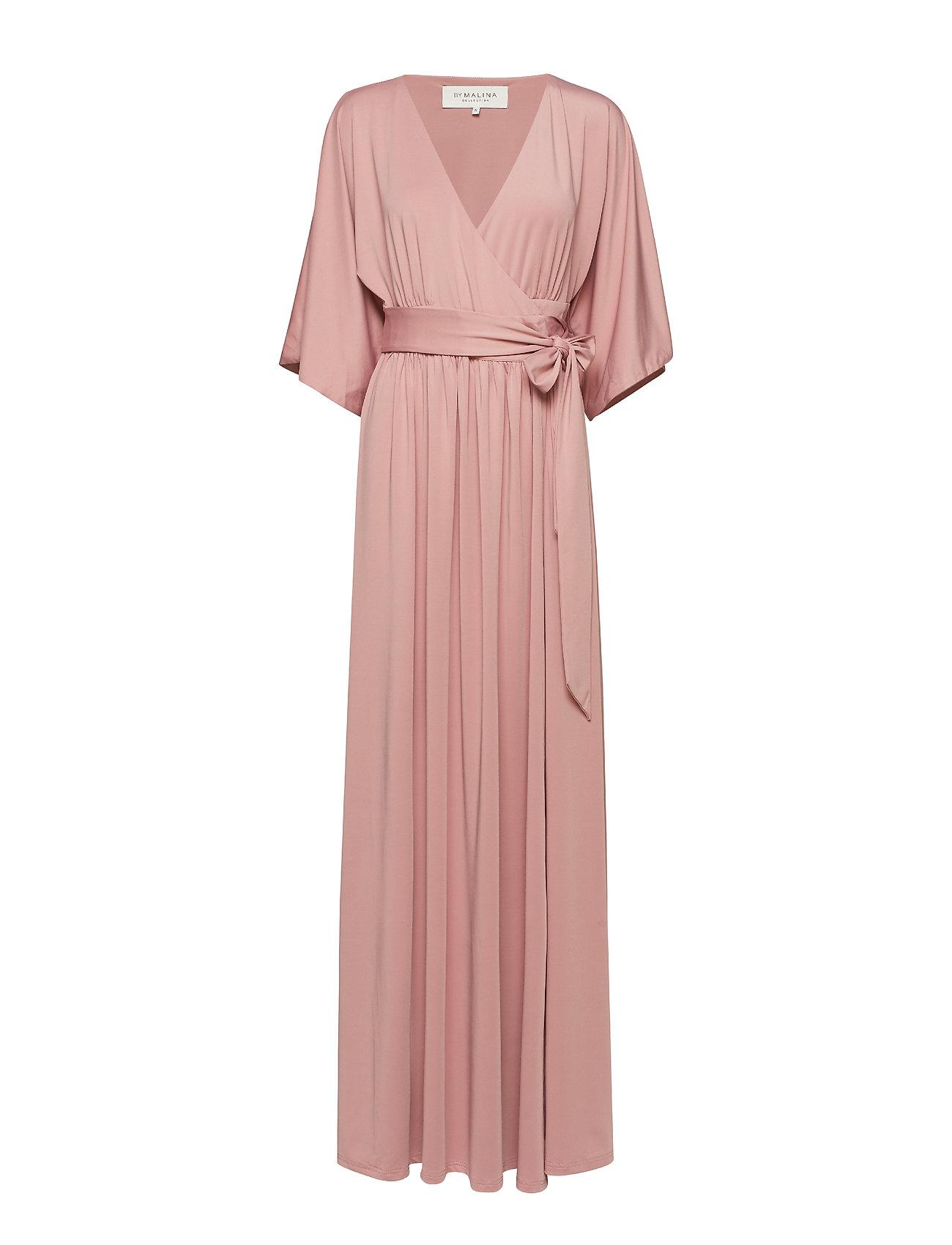 By Malina Evelynn dress - DUSTY PLUM