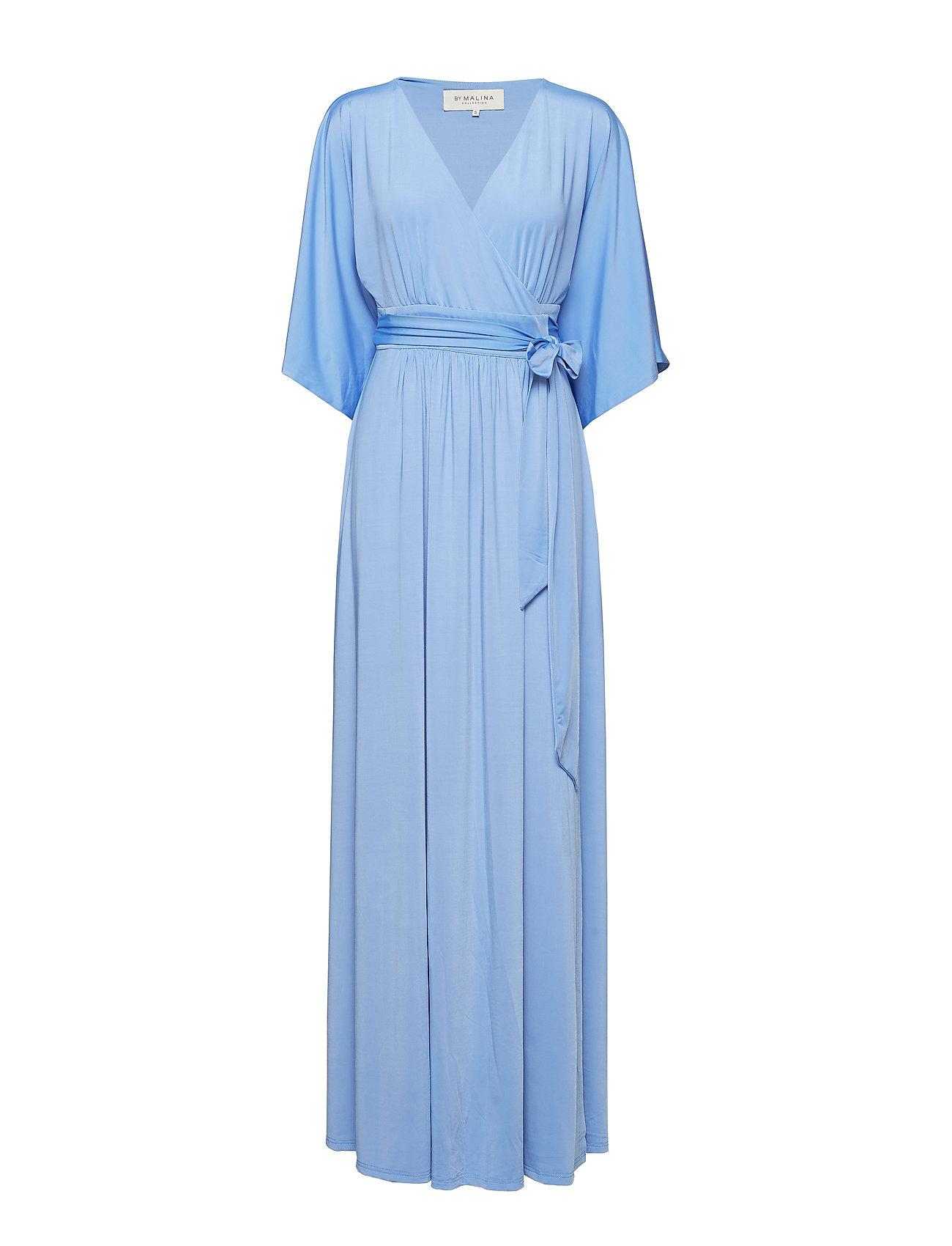 By Malina Evelynn dress - MIAMI BLUE