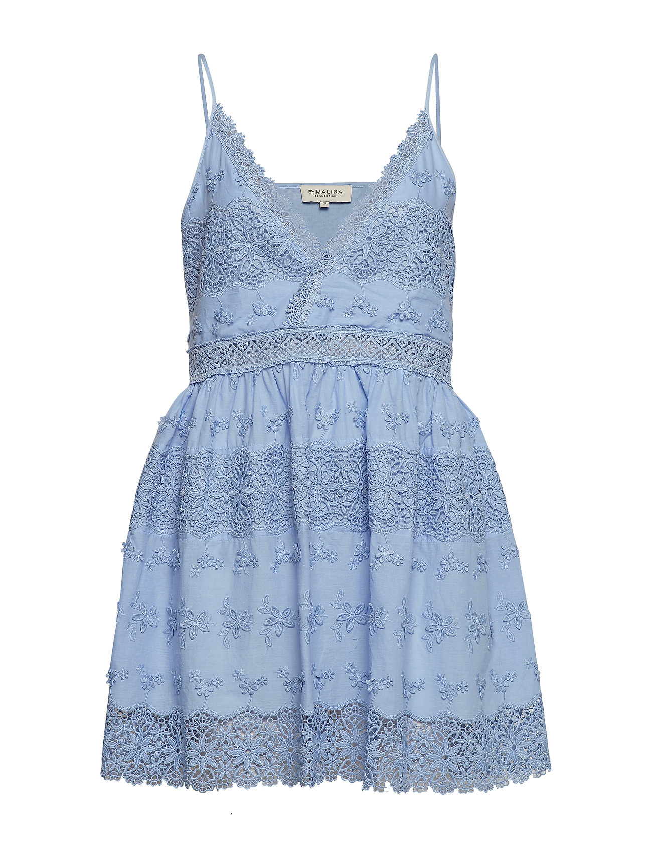 By Malina Ella dress - COASTAL BLUE