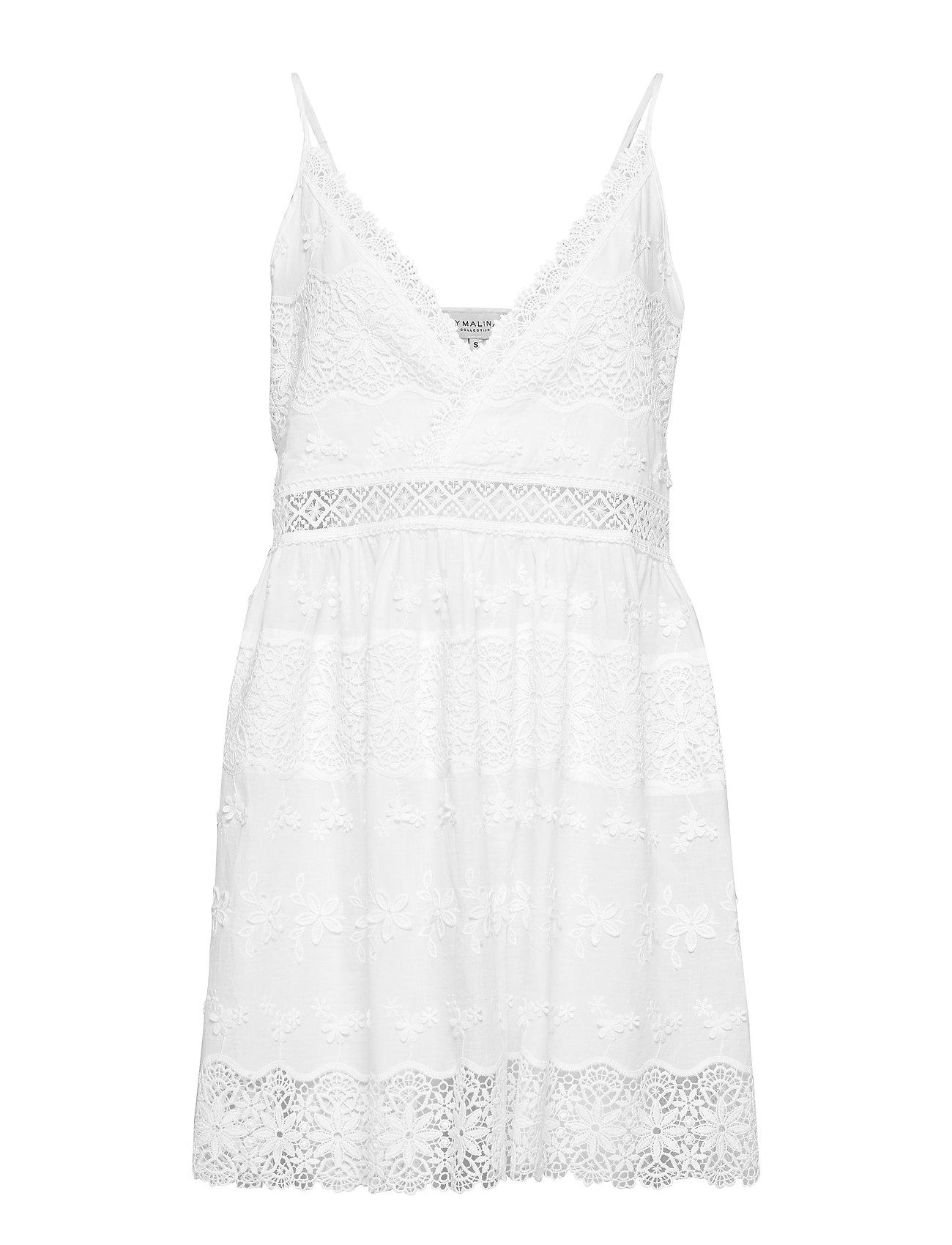 By Malina Ella dress - WHITE