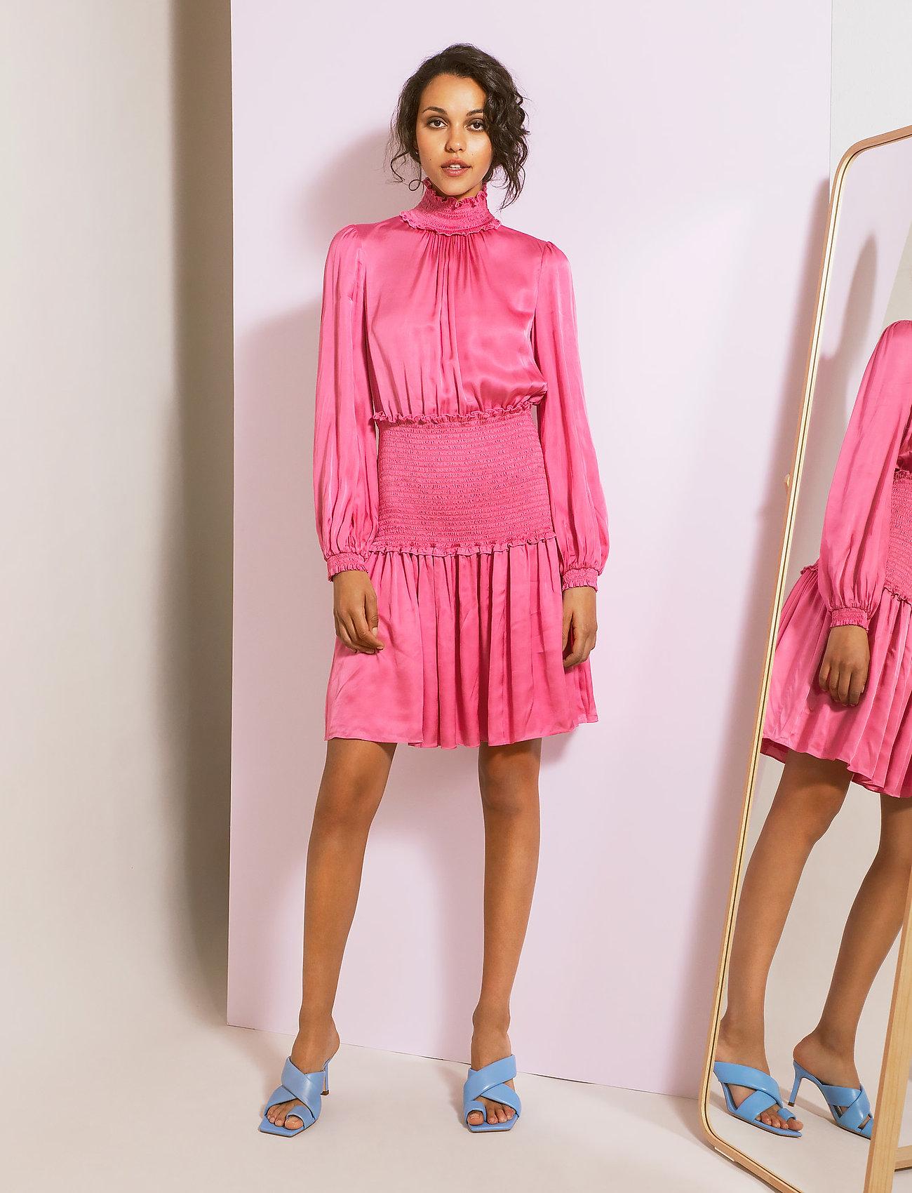 By Malina - Florence dress - cocktailklänningar - ballet pink - 0