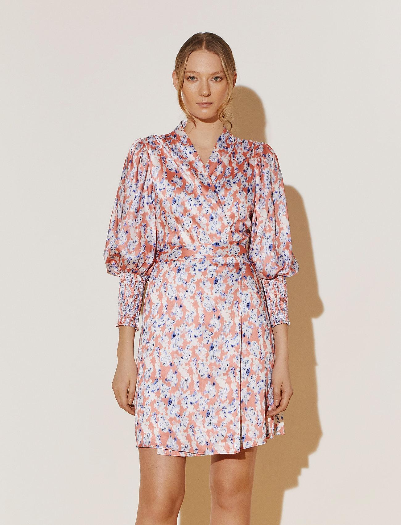 By Malina - Hope dress - sommarklänningar - watercolor - 0