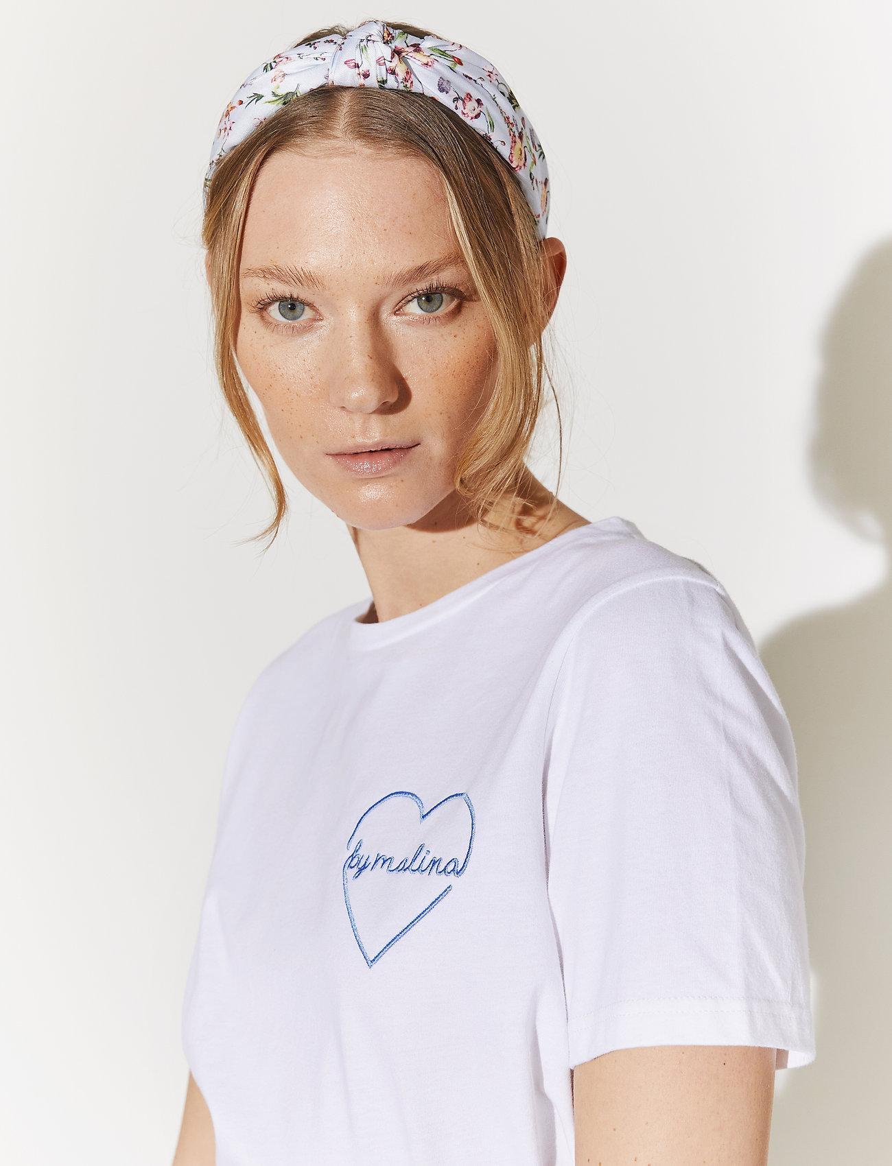 By Malina - Wilma headband - haar accessoires - french rose sky blue - 0