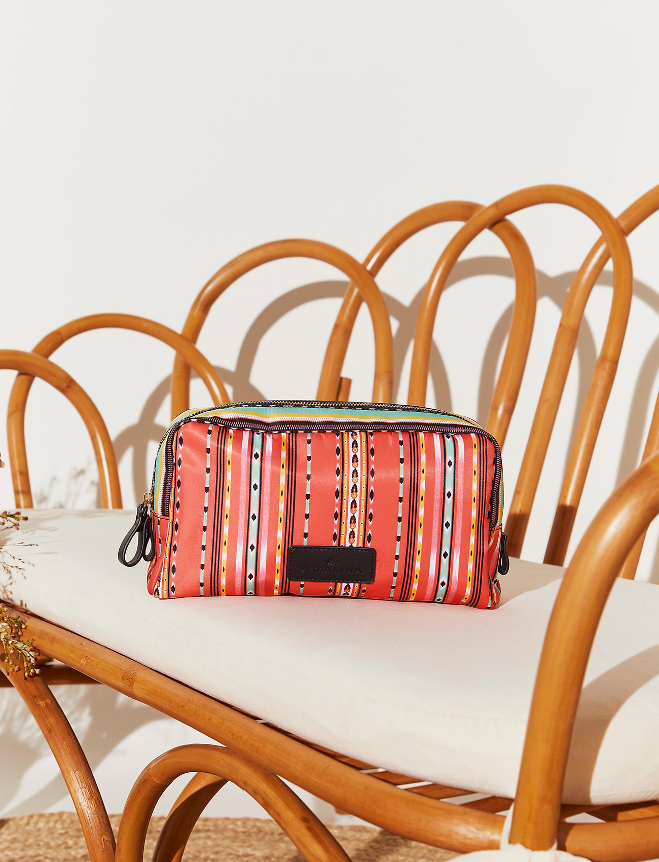 By Malina - Travel cosmetics large - necessärer - inca coral rose - 0