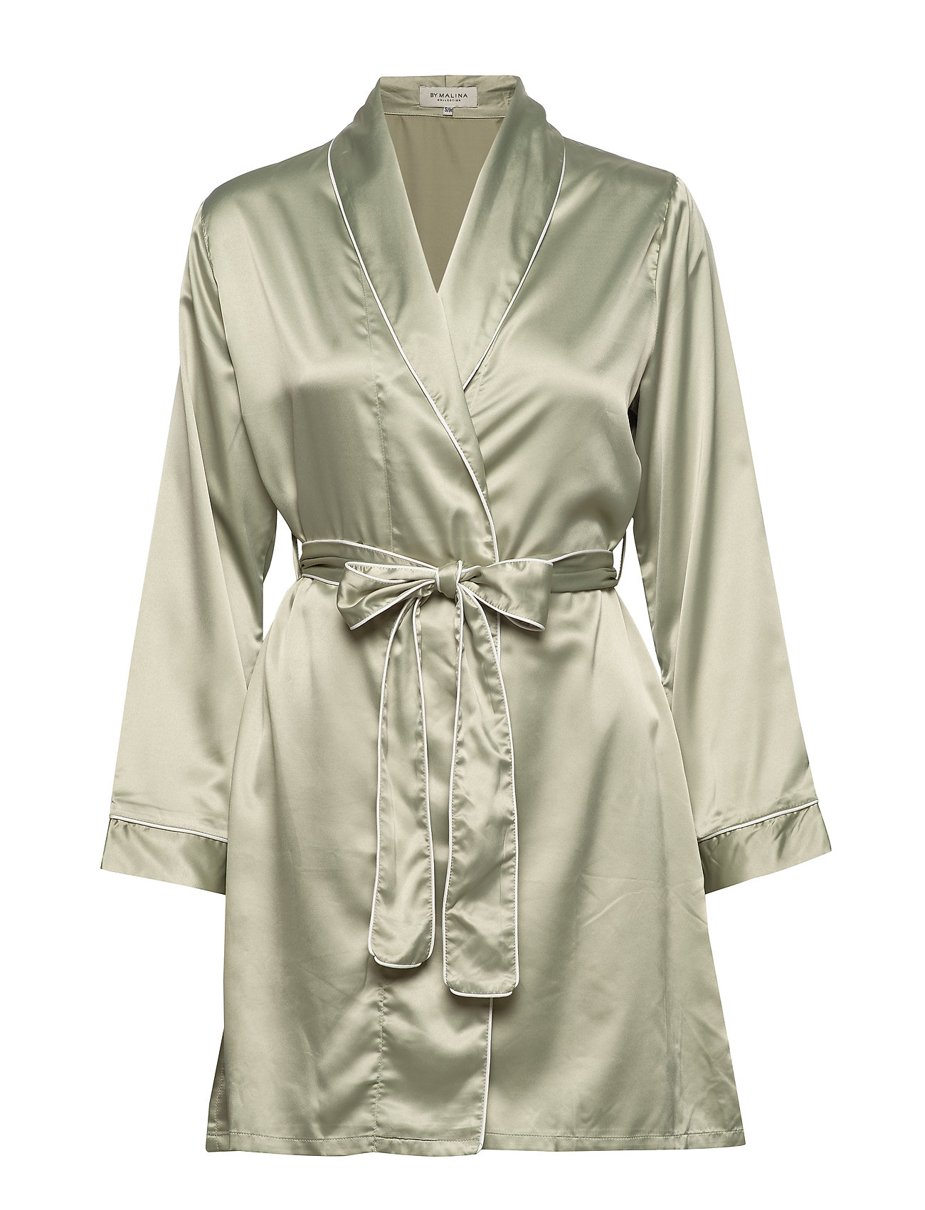 By Malina Blake robe - HERB GREEN
