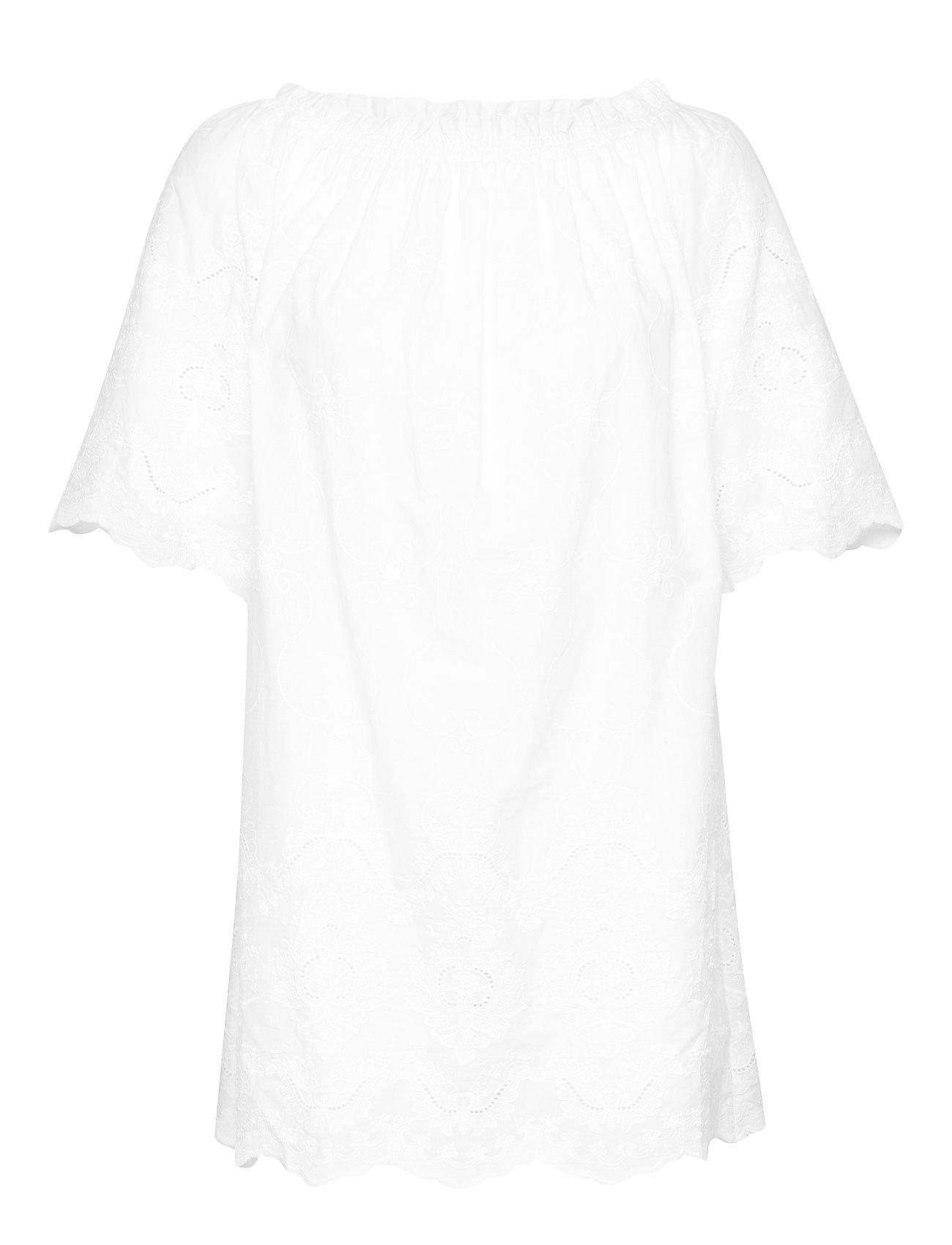 By Malina Piper beach dress - WHITE