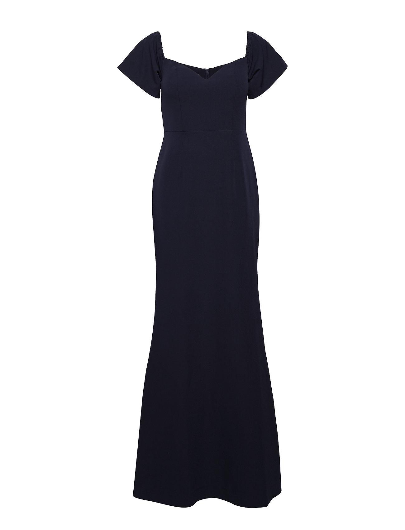 By Malina Jess maxi dress - DARK BLUE