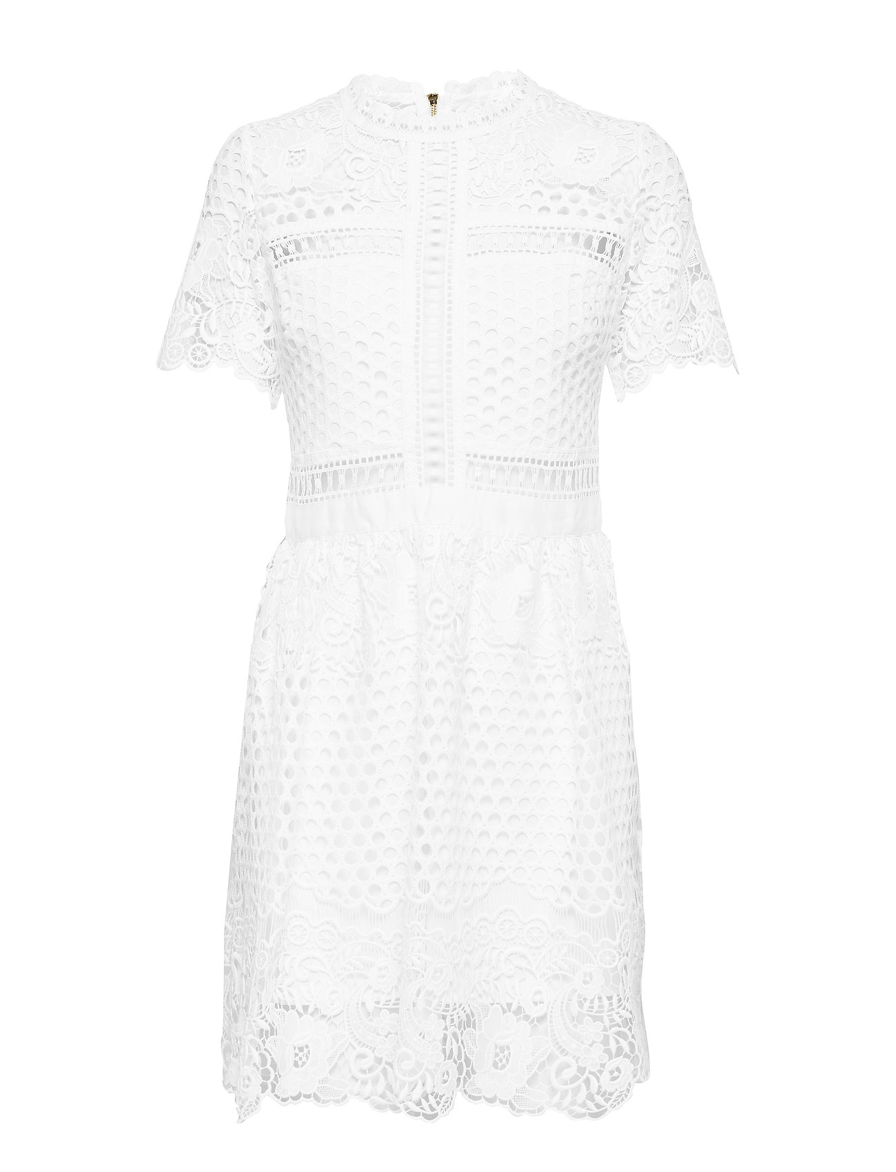 By Malina Flower Emily dress - WHITE