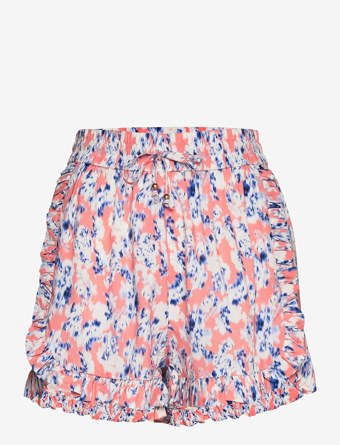 By Malina - Leona shorts - shorts casual - watercolor - 1