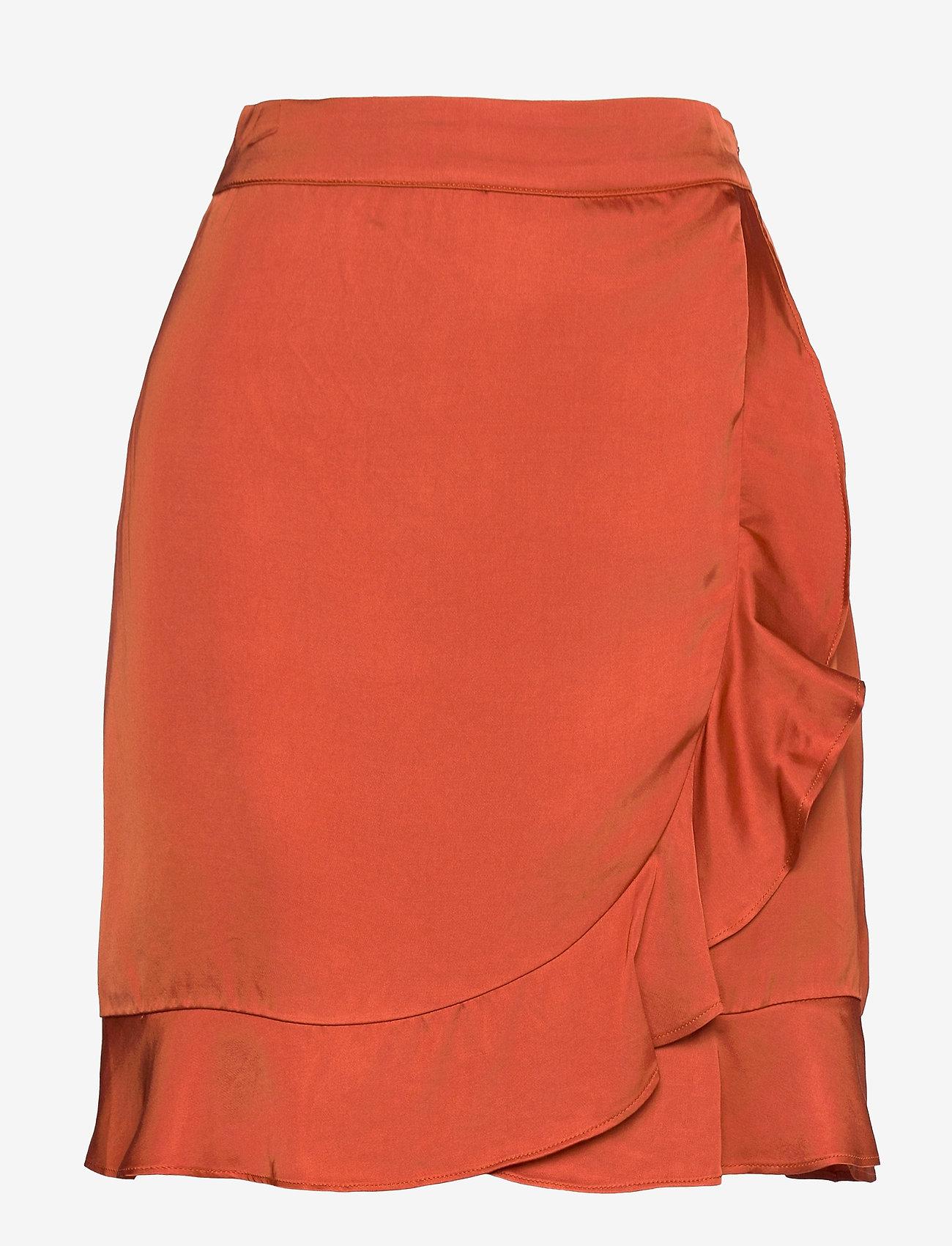 Deena Skirt (Burnt Henna) (117 €) - By Malina u1A8z