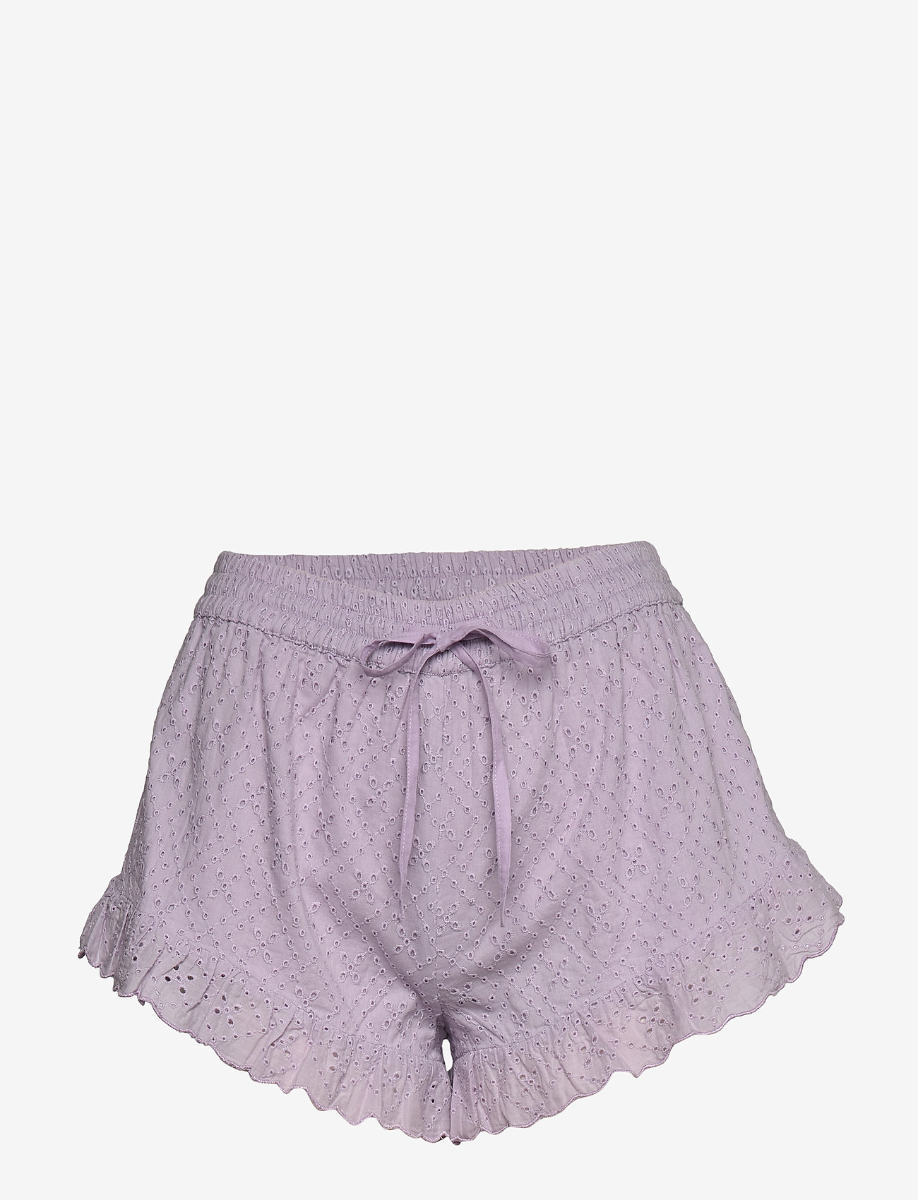 By Malina - Jessie shorts - shorts casual - violet - 0