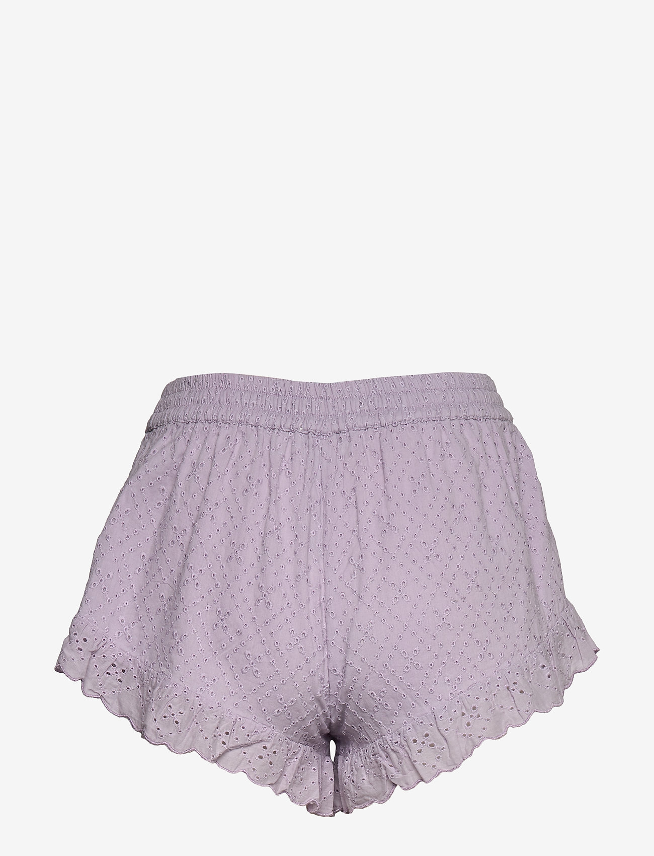 By Malina - Jessie shorts - shorts casual - violet - 1
