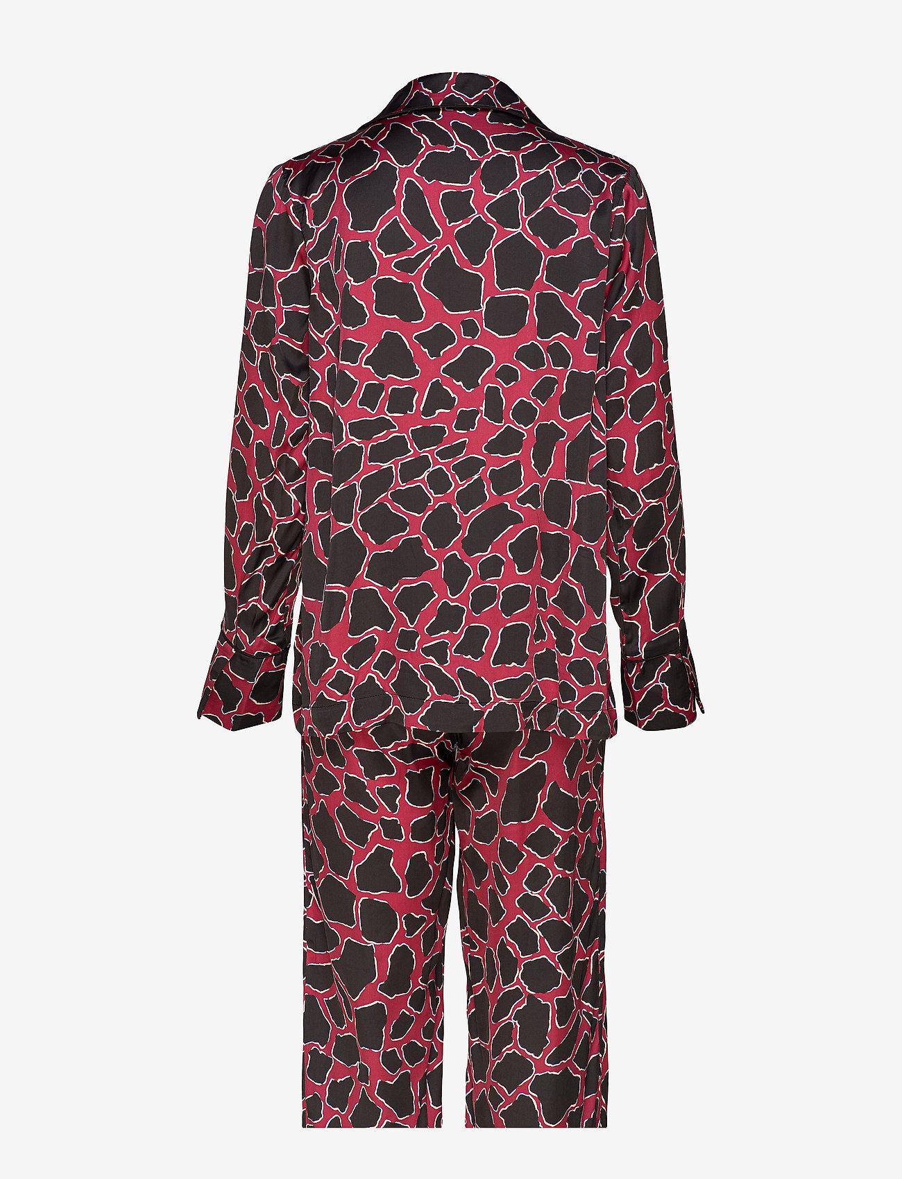 By Malina - Edie evening set - pyjama''s - savannah - 1
